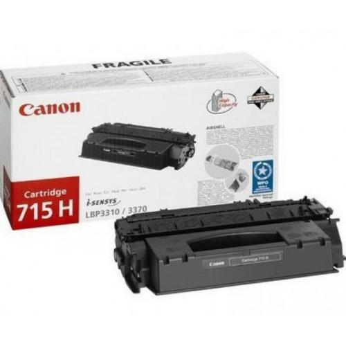 Canon CRG715H Toner High 7k