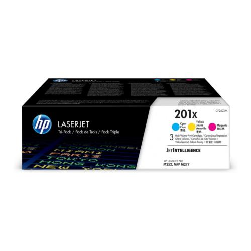 HP CF253XM multipack 2,3k No.201X (Eredeti)