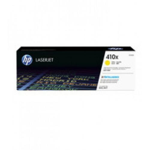 HP CF412X Toner Yellow 5k No.410X (Eredeti)