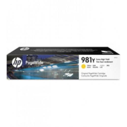 HP L0R15A Patron Yellow 16k No.981Y (Eredeti)