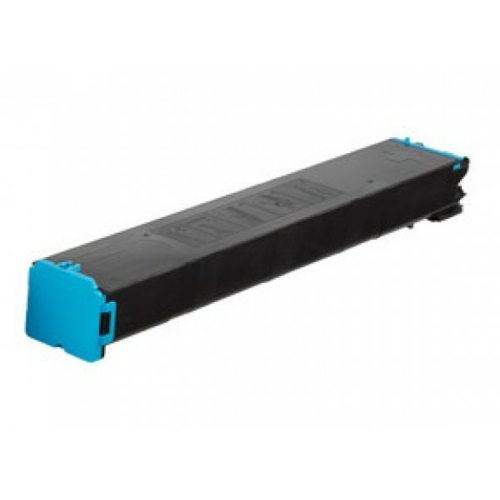 SHARP MX61GTCA toner CYA KTN ( For use )