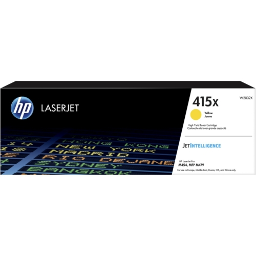 HP W2032X Toner Yellow 6k No.415X (Eredeti)